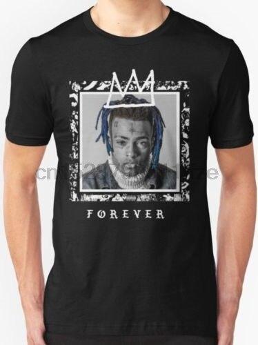 Nuevo Xxxtentacion Rip Tribute Merch camiseta para hombre novedad para Hombre Camisetas para hombre con estampado 3 D de manga corta para hombre Camiseta (1)