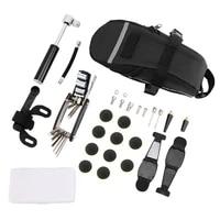 bicycle tire repair tool kit bike tool set cycling accessories bike tools bicycle tools bicycle puller fiets gereedschap