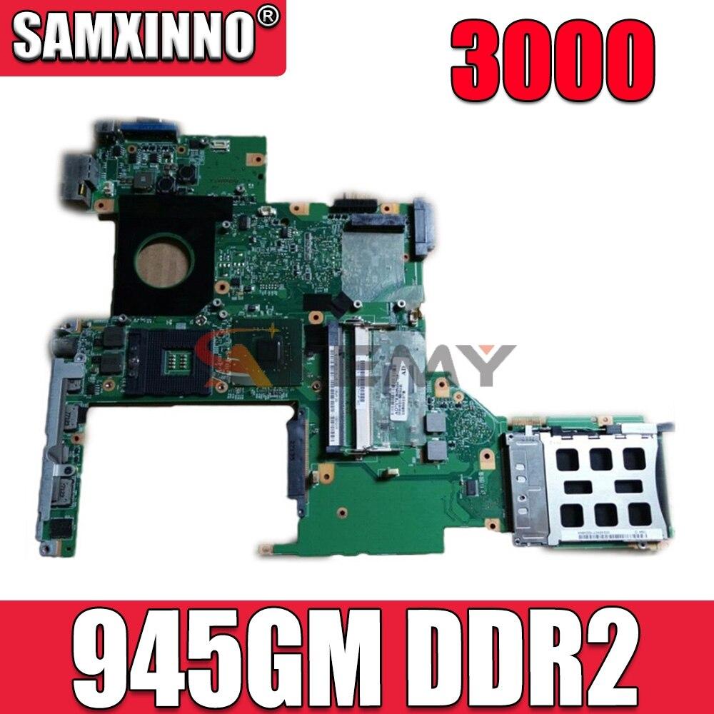 Akemy 48.4Q801.01N 55.4F901.031 اللوحة الأم للكمبيوتر المحمول لينوفو 3000 SR420 E390A E390 945GM DDR2 اللوحة الرئيسية وحدة المعالجة المركزية الحرة