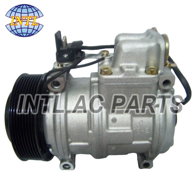 10PA17C compresor de CA para Mercedes-Benz E420 SL600 400E 500E 300SL 400SEL 600SL 0002300111, 0002300211