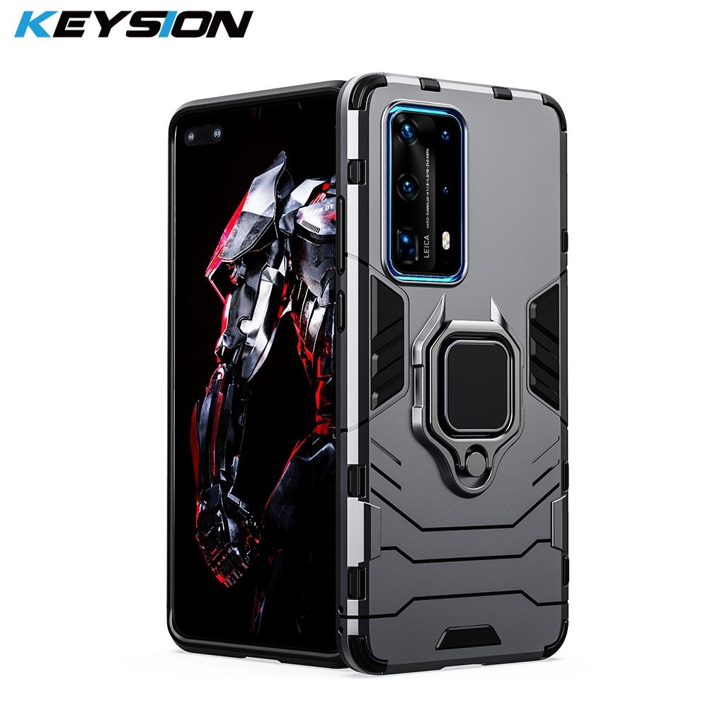 Ударопрочный чехол KEYSION для Honor 20 Pro 10i 10 8X 9X, чехол для телефона Huawei P40 Pro P30 P20 Lite Mate 30 20 Pro Y7P Y6 Y7, 2019