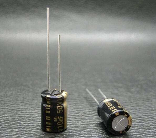 30 uds/1 lote Original ELNA SILMIC II serie 0,1 uf 1000uf 6,3 v-100v sonido de fiebre capacitor con envío gratis