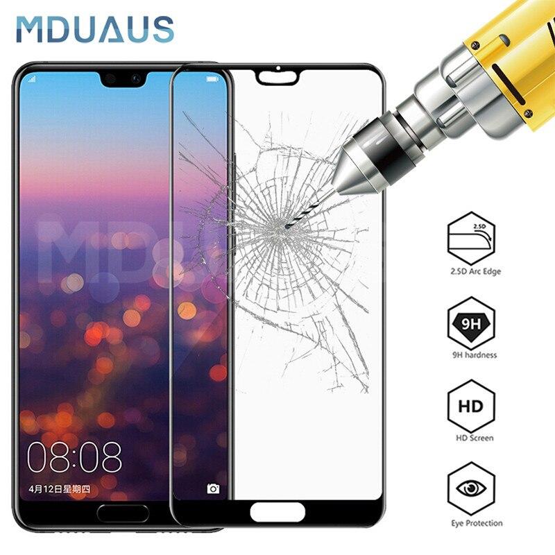 9D Tempered Glass For Huawei Nova 5 5i 5T 4 4E 3 3i 3E Screen Protector Huawei P20 Lite Pro P Smart Safety Protective Glass Film