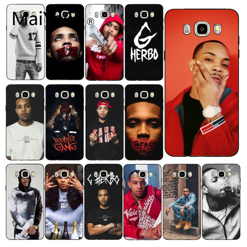 Maiyaca G Herbo Phone Case For Samsung Galaxy J7 J6 J8 J4 J4Plus J7 DUO J7NEO J2 J7 Prime