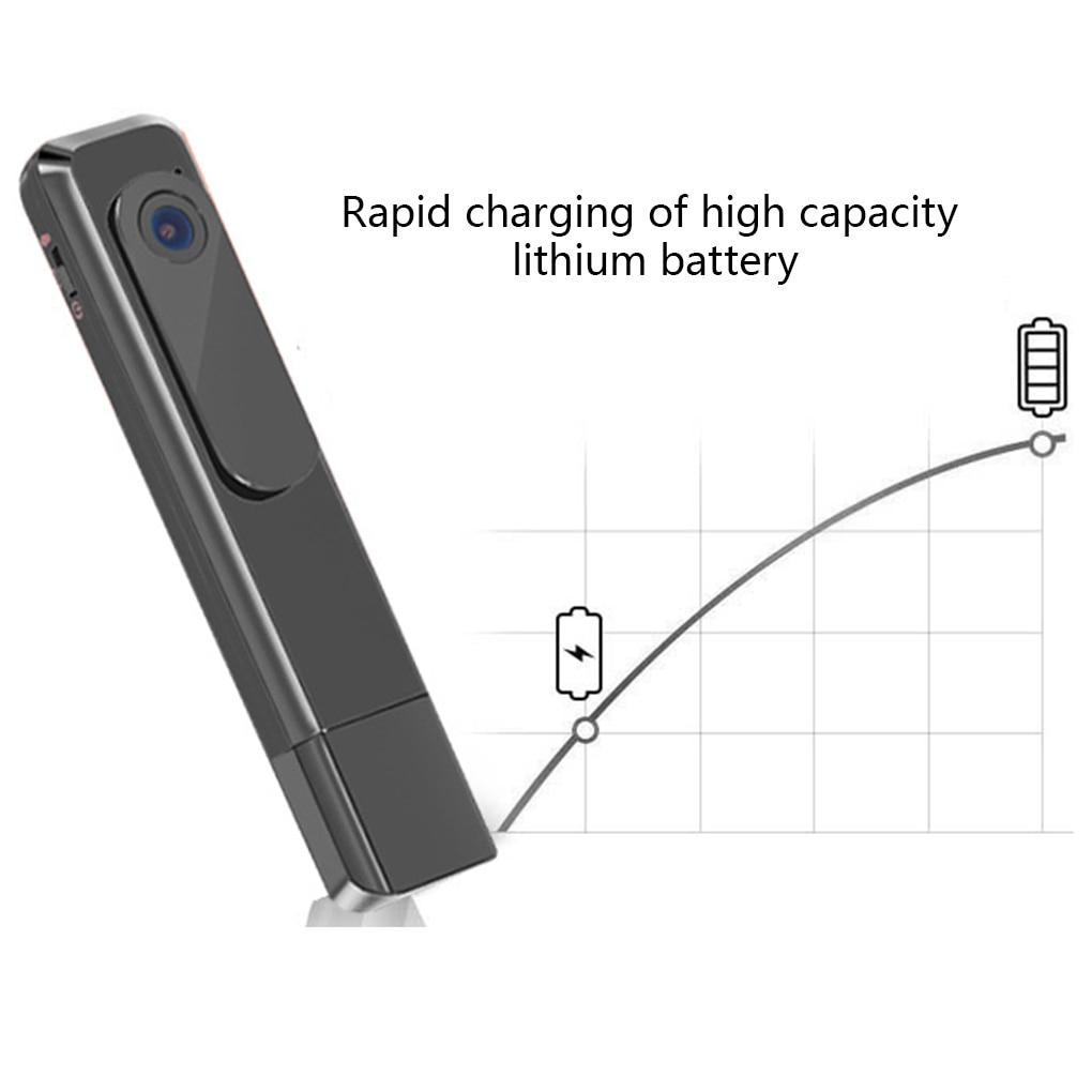 Wearable Camera DV 1080P Full HD Recording Pen Device Voice Recorder DVR Smart USB Video Camera tiny voice recorder enlarge