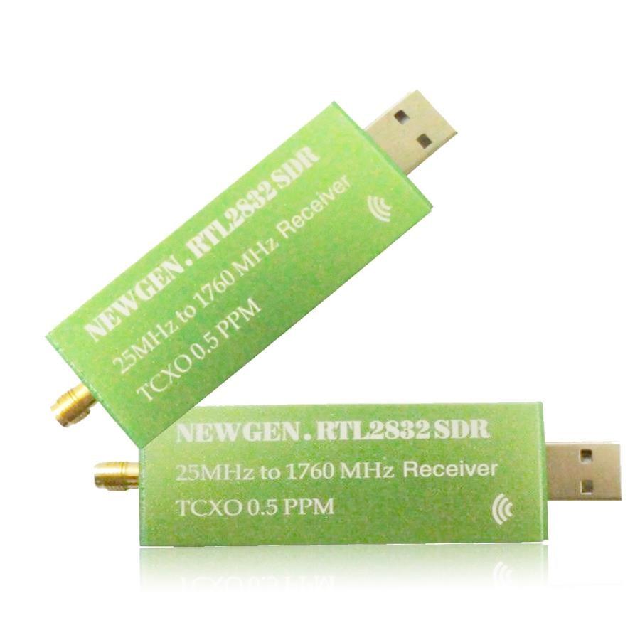 USB2.0 RTL SDR 0.5 PPM TCXO RTL2832U R820T TV Tuner Stick AM FM NFM DSB LSB SW Software Defined Radio SDR TV Scanner Receiver