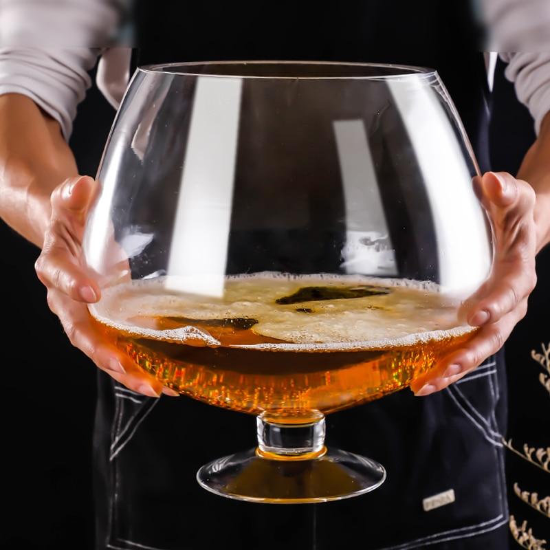 2000 مللي/4000 مللي مضحك كبير ضخم كأس للنبيذ للحفلات