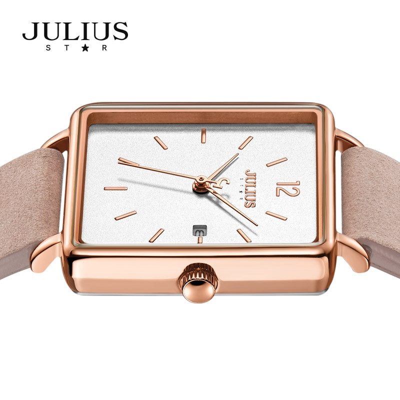 Luxury Brand Watches for Women 2021 Ladies Watch Women Stainless steel Female Quartz Watch Wristwatches Square Date Bangle Cock enlarge