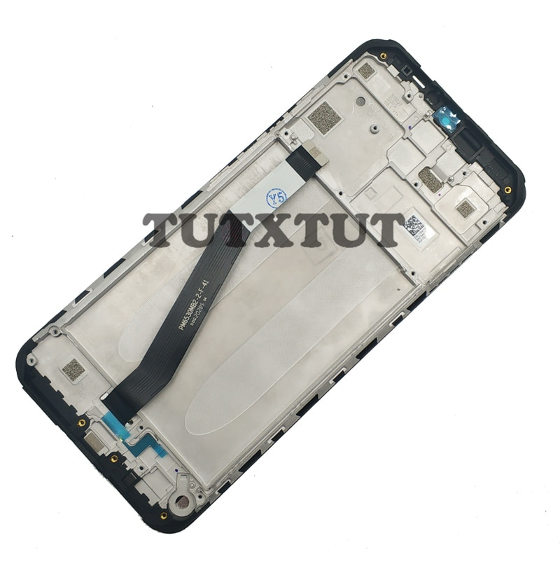 Original for Xiaomi Redmi 9 LCD Display Screen Touch Digitizer Assembly LCD Display Touch Repair Parts M2004J19AG M2004J19G enlarge