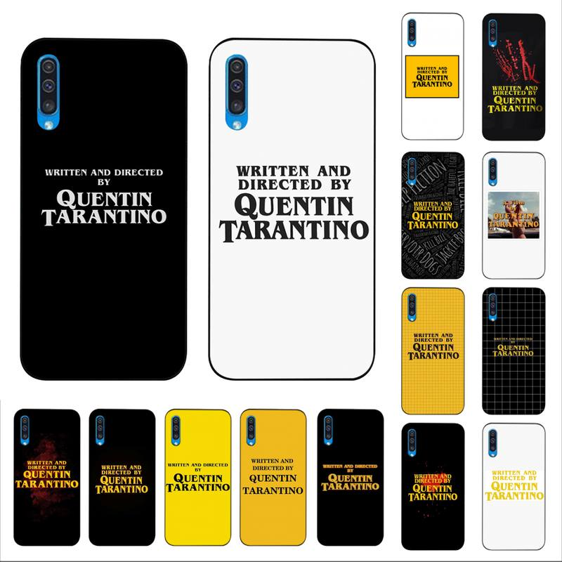 maiyaca-written-and-directed-by-quentin-tarantino-phone-case-for-samsung-a30s-51-5-71-70-40-10-20-s-31-a7-a8-2018