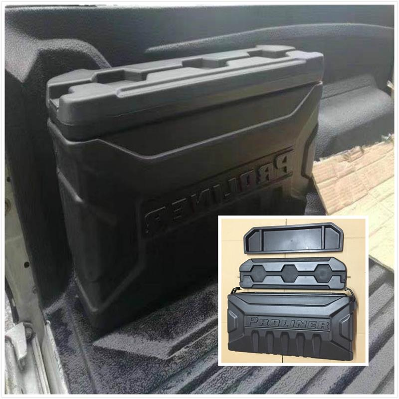 EXTERIOR AUTO ACCESSORIES UNIVERSAL TOOL BOX TRUNK TOOLING LIDS BOX PARTS FIT FOR HILUX ,D-MUX ,D-MAX ,NAVARA ,TRITON L200
