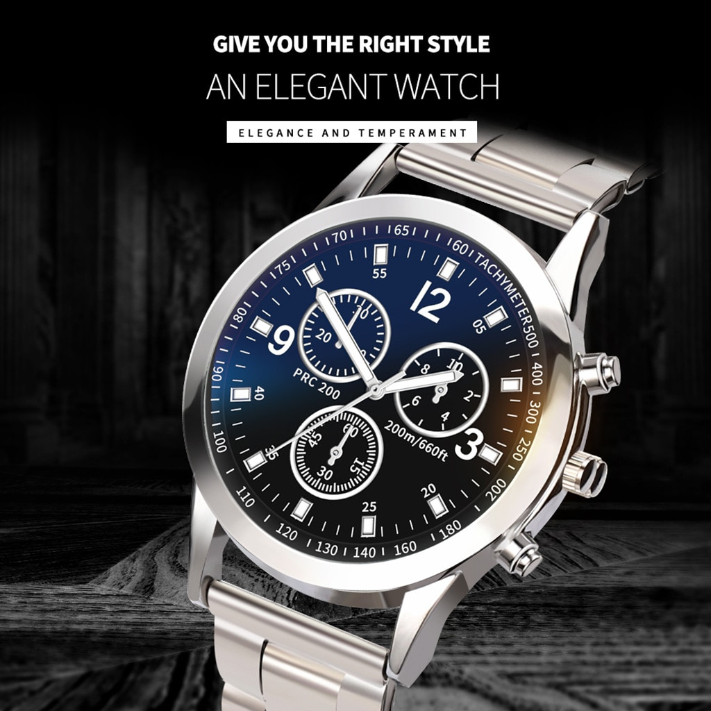 2021 Top Brand Luxury Men's Watch 30m Waterproof Date Clock Male Sports Watches Men Quartz Casual Wr