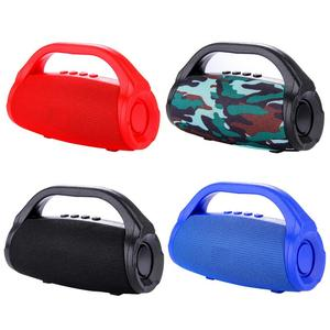 Creative Wireless Bluetooth Speaker Portable Anti Drop Stereo Subwoofer Boom Box Support Radio For Phone  Laptop Computer
