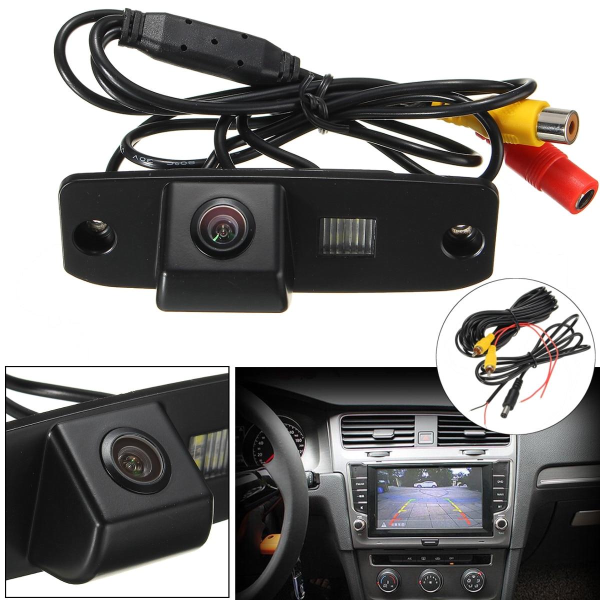 CCD камера заднего вида, парковочная камера для Hyundai Elantra Sonata Accentt Tucson Terracan Kia Carens Opirus Sorento