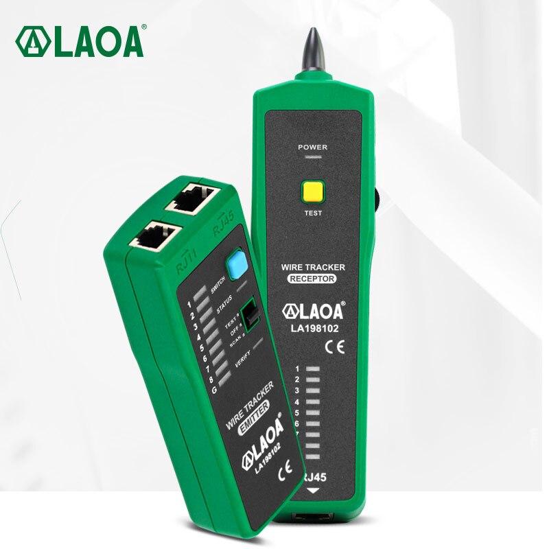 LAOA-جهاز اختبار الكابلات ، جهاز البحث عن الهاتف ، تعقب الأسلاك ، أدوات المسح الضوئي