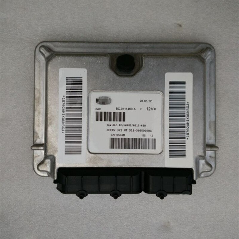 S11 3605010bg Engine Computer Unit For Chery Qq Engine Ecu Leather Bag