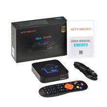 GTMEDIA G2 TV Box + serveur IPTV 4K HDR A * ndroid 7.1 Ultra 2G 16G WIF décodeur Bo