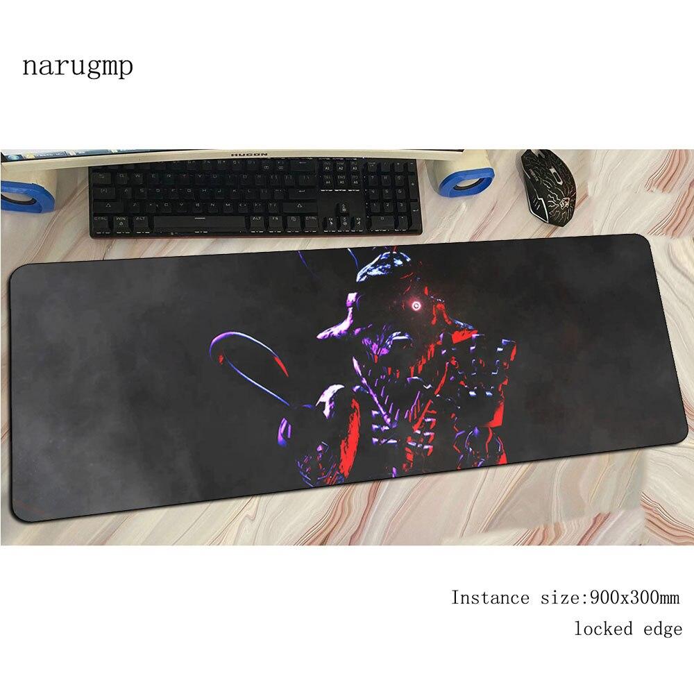 Cinco noites no jogo da almofada do rato de freddy hd padrão notbook tapete do mouse gaming mousepad adorável almofada do mouse