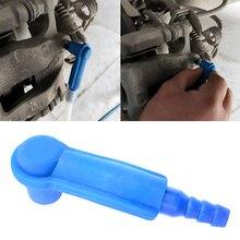 Changeur dhuile de liquide de frein de voiture Auto huile et Air outil déchange rapide connecteur de purgeur dhuile pour voiture camion véhicule RV voiture accessoires