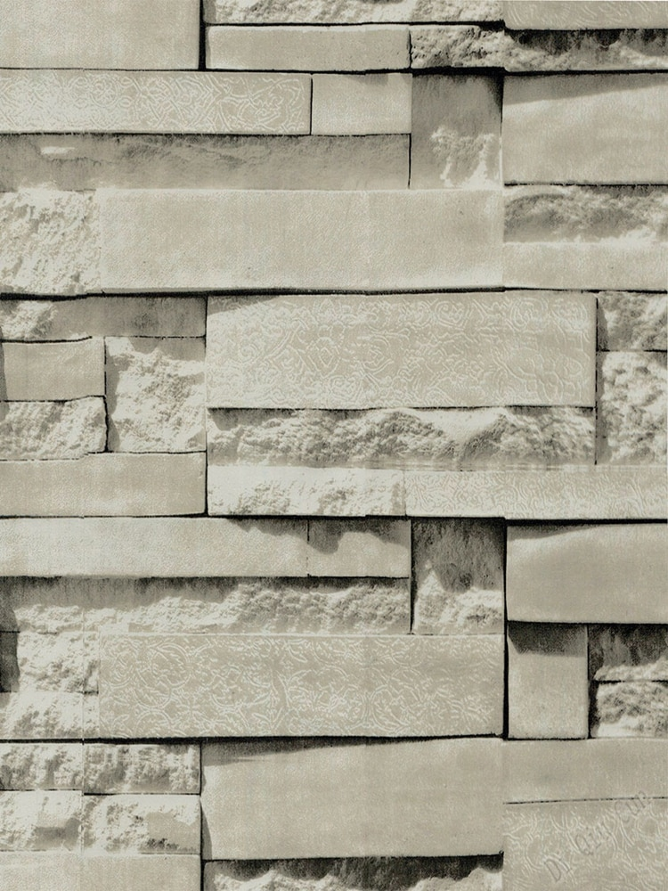 Фото - Gray Stone Bricks 3D Self Adhesive Wallpapers Vintage Retro Vinyl Wall Stickers Home Decor Living Room Bedroom Contact Paper gray stone