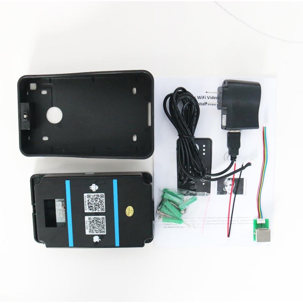 With monitor, walkie-talkie video call, used for walkie-talkie wireless charging, audio intercom system, doorbell,video intercom enlarge