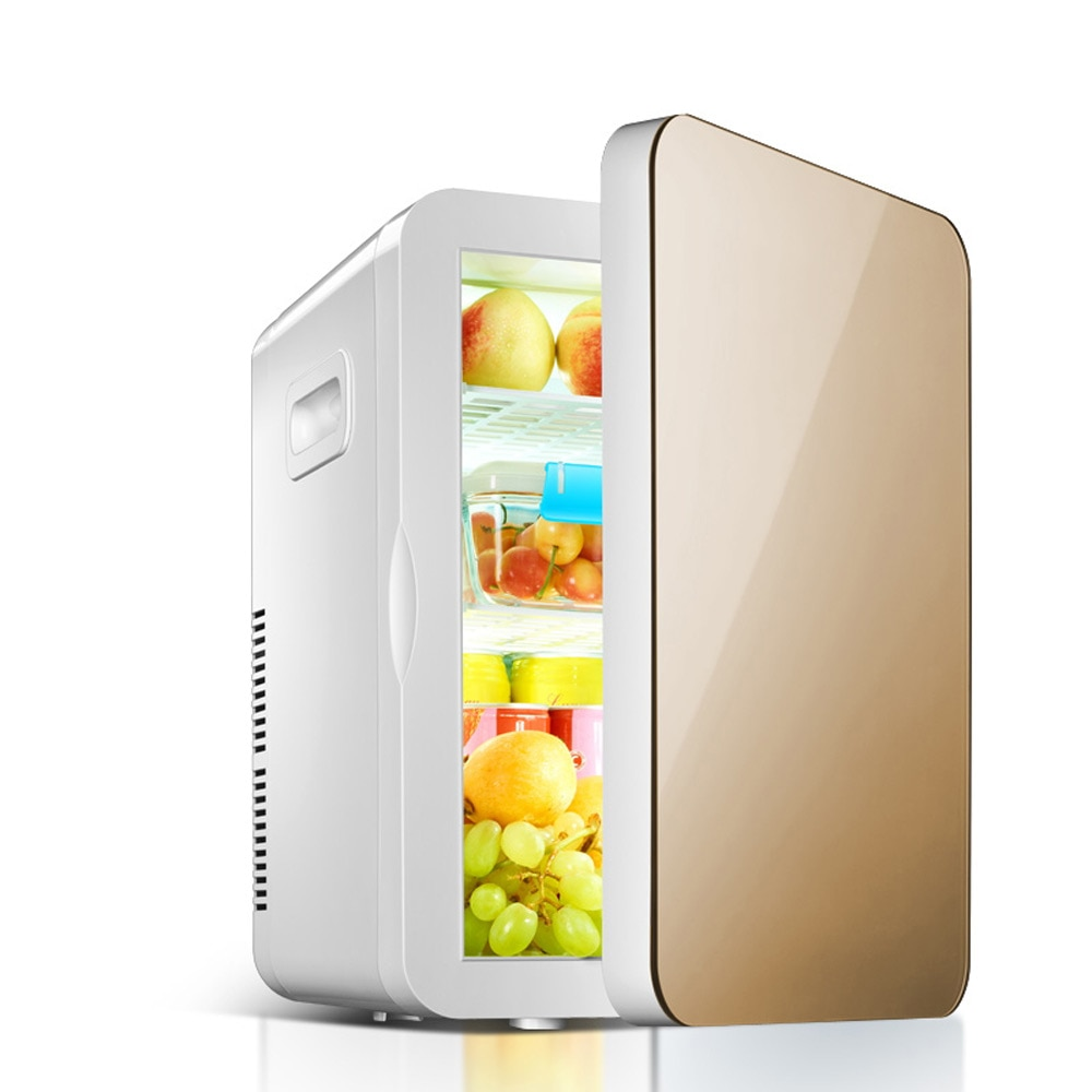 20 л автомобильный мини-холодильник маленький холодильник Отопление и охлаждение двойного назначения Ho Use hold Car Cooler