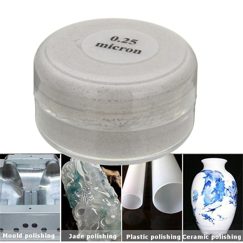 1 шт. 0,25 микрон Алмазная Полировочная паста соединение 20 г паста для шлифовки металла ювелирных изделий и драгоценных камней