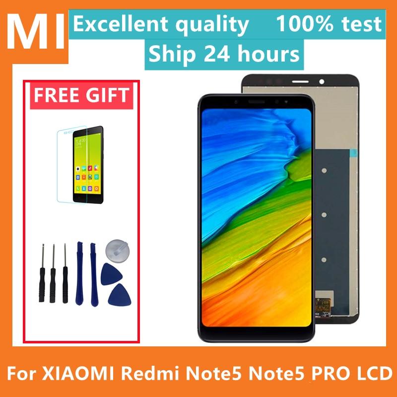 الأصلي ل شاومي Redmi نوت 5 Redmi نوت 5 برو LCD عرض 5.99