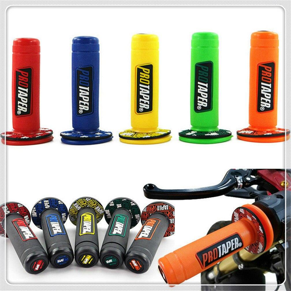 22mm 24mm motorcycle handle bar handlebar motorbike grip cover for HONDA XR230 MOTARD XR250 MOTARD CRM250R AR CRF450R XR650R