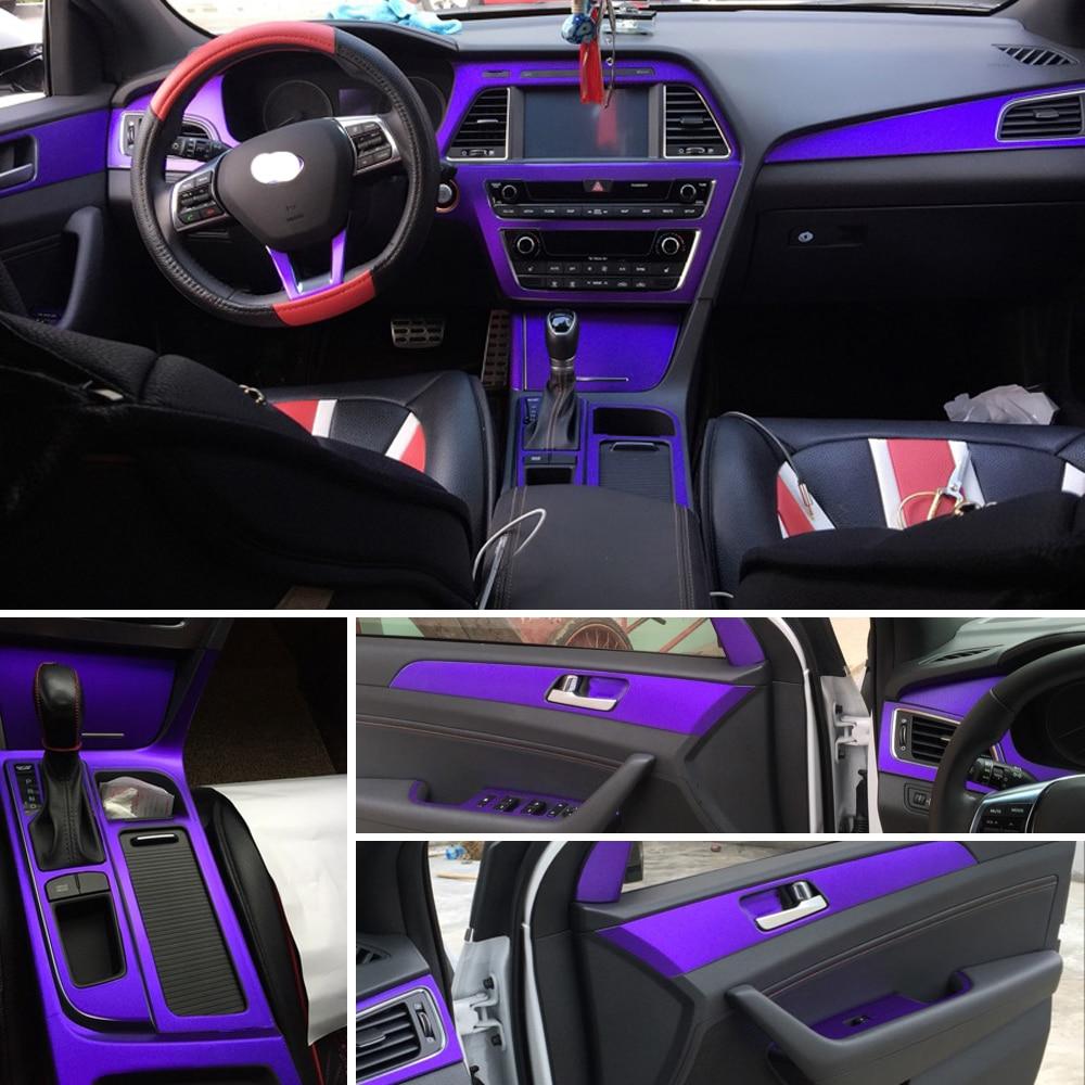Автомобильный Стайлинг 3D 5D углеродное волокно Автомобильная внутренняя центральная консоль изменение цвета литье наклейки для Hyundai sonata 9 ...