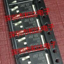 5 pièces D2NB80 STD2NB80 À-252 800V 1.9A