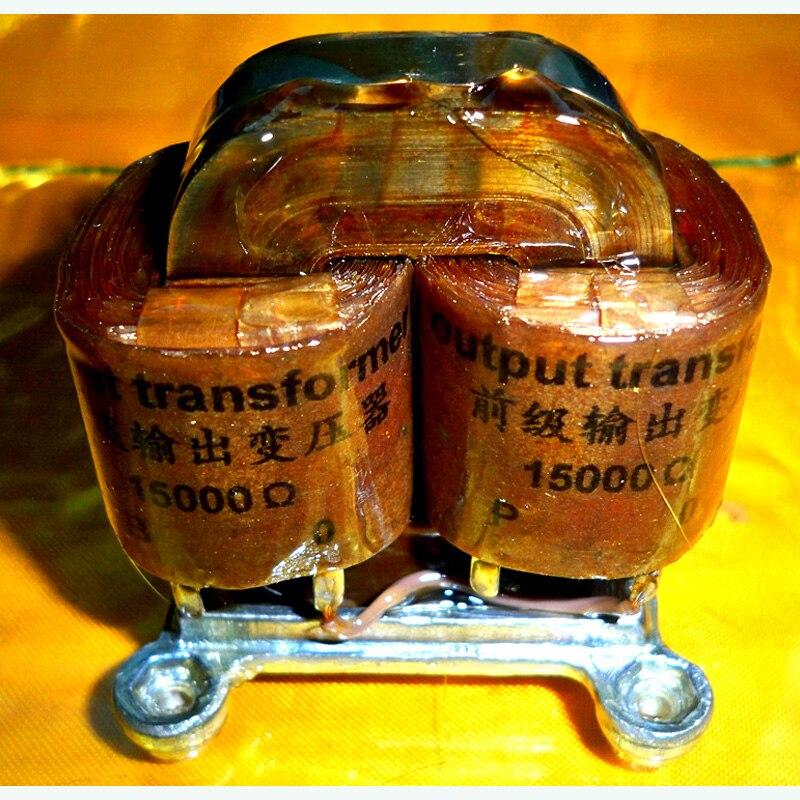 Tube amplifier 5K/8 ohm output transformer / bandwidth 25HZ--25KHZ -0.5DB