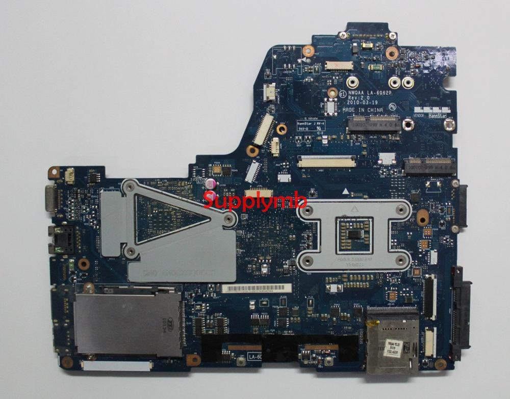 K000106370 NWQAA LA-6062P w N11M-GE1-B-A3 GPU Onboard for Toshiba A660 A665 NoteBook PC Laptop Motherboard Mainboard Tested enlarge