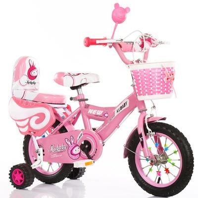 دراجة الأطفال دراجة الأميرة الموضة 3-4-7 سنة صبي وفتاة 12 بوصة 16 بوصة عربة