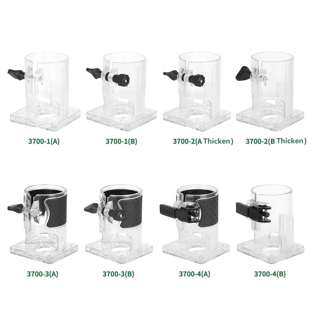 High Quality Trimming Machine Base 3703 Woodworking Plunge Router Base  Cut-in Router Base Trimming Machine Accessories