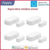 Aqara     capteur de porte fenetre intelligent  sans fil  Zigbee  fonctionne avec Gateway Hub  pour application Homekit Mijia