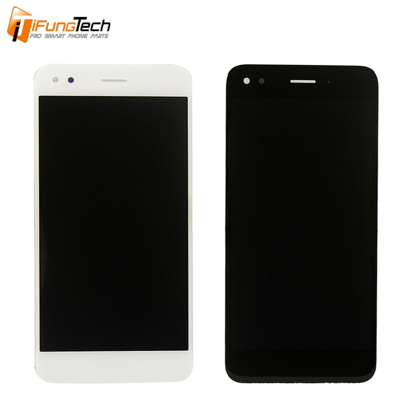 5,0 nuevo para Huawei P9 Lite Mini pantalla LCD completa + montaje de digitalizador con pantalla táctil con marco negro/Blanco/oro 100% probado