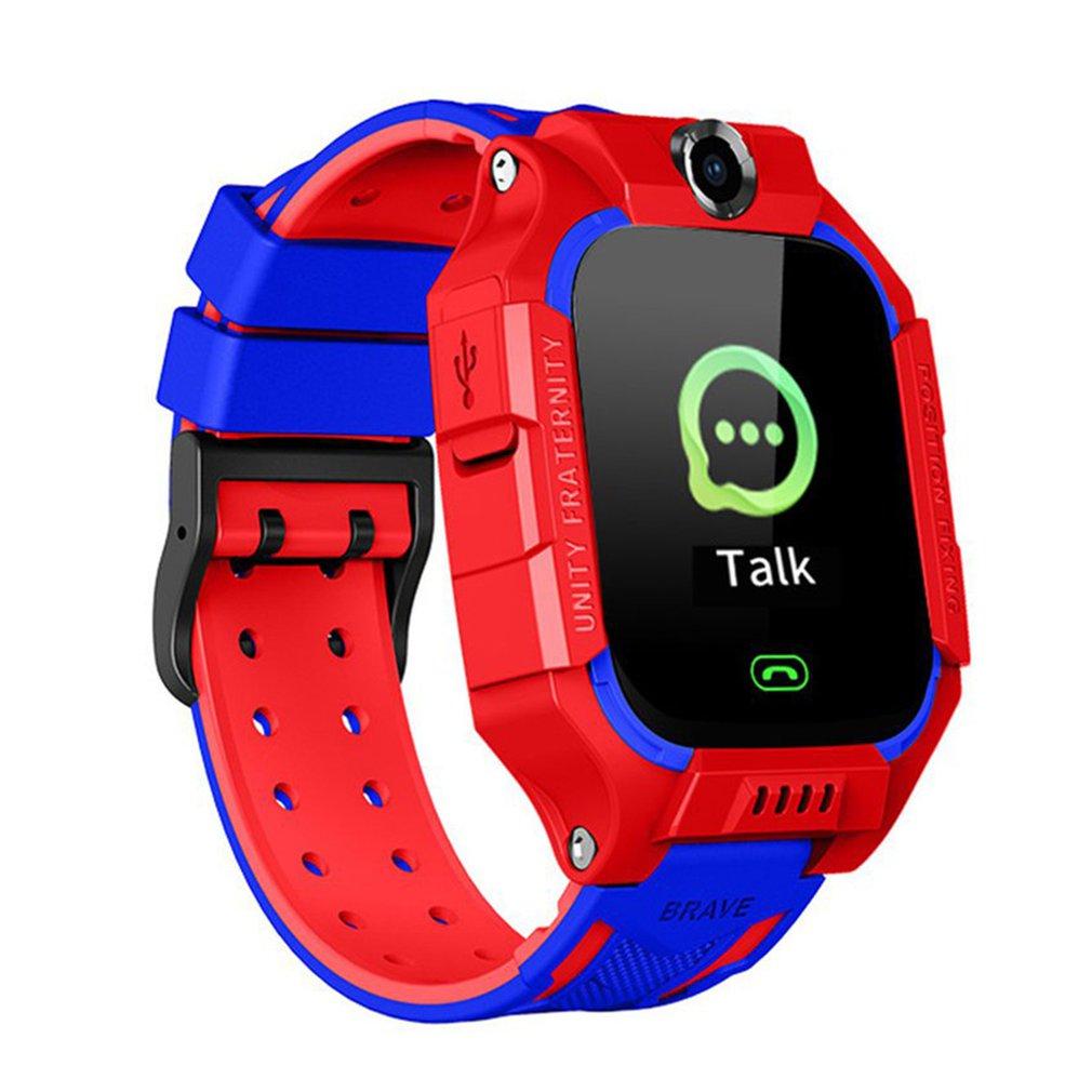 Reloj inteligente Q19 VS Q02 Q528, reloj inteligente de bebés con laca de posicionamiento, reloj inteligente con Chat de voz