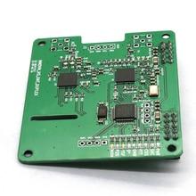Duplex MMDVM Hotspot Modul Unterstützung P25 DMR YSF D-Star & System Fusion UHF + VHF SLOT1 SLOT2 + 2 antenne für Raspberry Pi & Pi Null