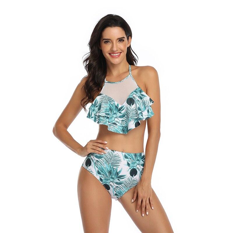 Maiô feminino 2 peças tamanho grande maiô de cintura alta cupshe adulto sexy designer maiô adulto brasileiro maiô mulher 2020