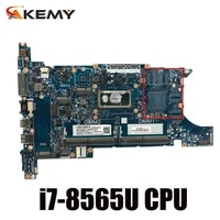 l62758 601 l62758 001 laptop motherboard for hp elitebook 840 g6 with i7 8565u cpu fully tested