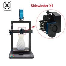 Kit dextrudeuse dartillerie Sidewinder X1 Kit de pièces dimprimante 3D dextrudeuse à entraînement Direct de génie