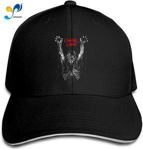 Cannibal Corpse Unisex Baseball Cap Fashion Classic Adjustable Sandwich Hat Outdoor Sports