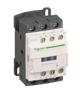 LC1-D32B7C  LC1D32B7C  LC1D32B7 TeSys D contactor - 3P(3 NO) - AC-3 - <= 440 V 32 A - 24 V AC coil