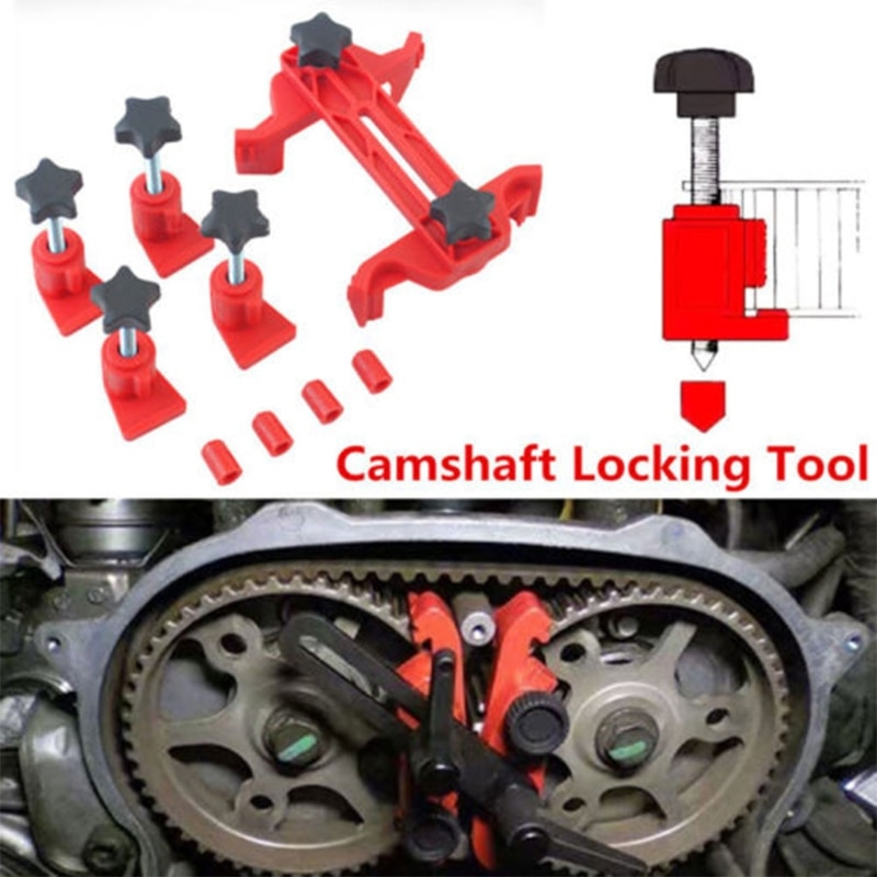 Universal Cam Camshaft Lock Holder Car Engine Cam Timing Locking Tool Set Good Quality Hotselling