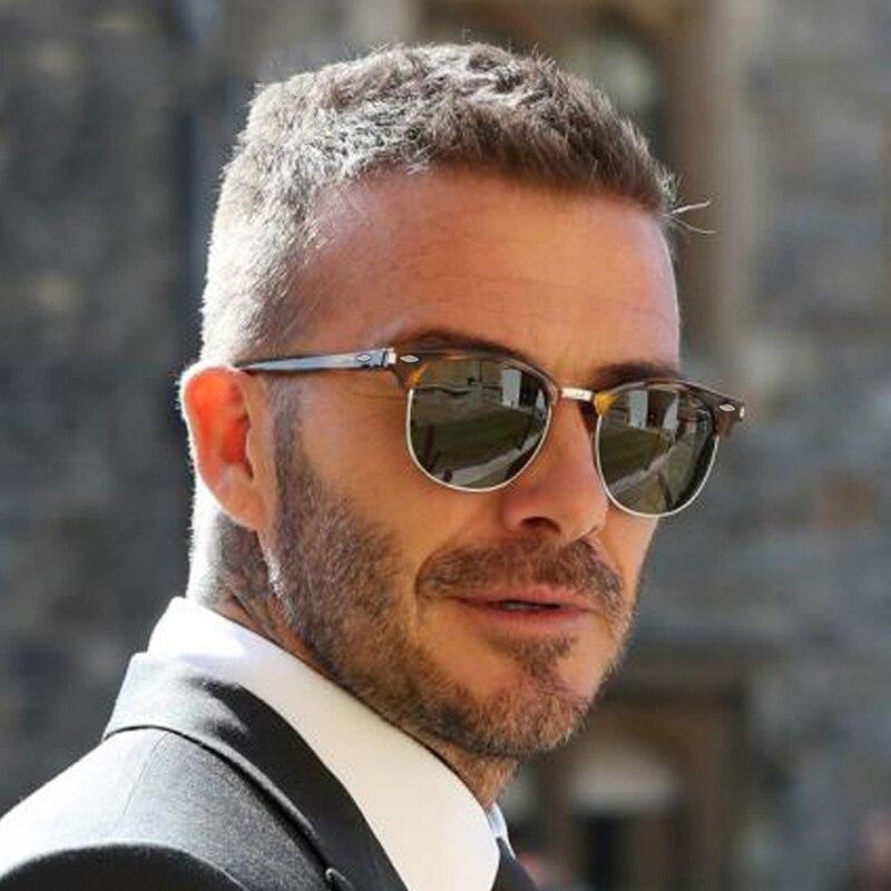 Polarized Sunglasses Men Women 3016 Brand Design Eye Sun Glasses Women Semi Rimless Classic Men Sung