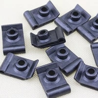 10pcs clips trim mountings fastener screws hook bracket for lexus toyota 90179 05060