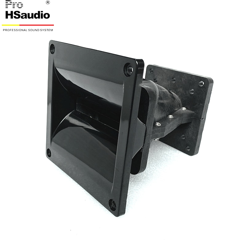 ProHSaudio HS 5959  Size 144 X 144 X 144 MM 1 Inch Throat Horn For PRO Audio With Tweeter Horn For Line Array enlarge