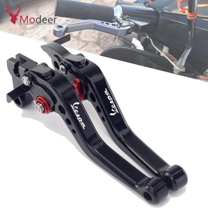 For Vespa GTS 125 250 300 Super Granturismo 125 200 S125 S150 CNC Aluminum Motorcycle Brakes Levers Clutch Lever GTS125 GTS250