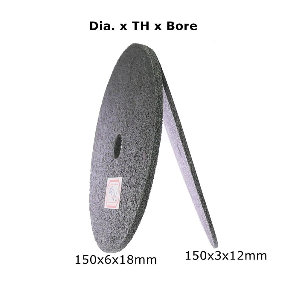 1 tükk 150 mm õhuke nailonist poleerimisketas roostevabast terasest - Abrasiivtööriistad - Foto 2